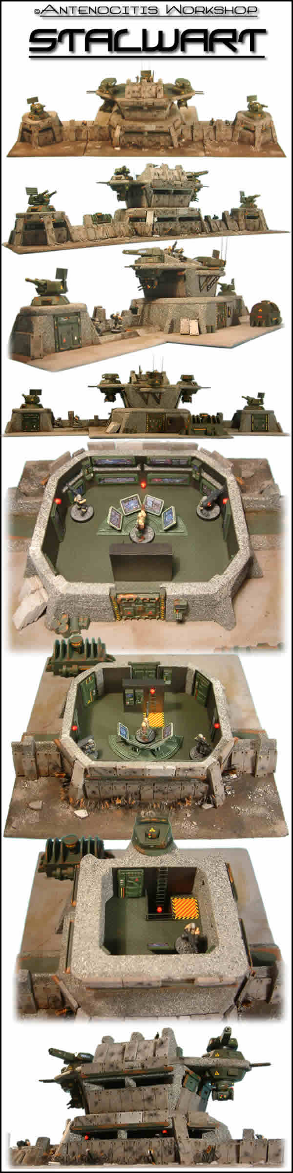 Stalwart Heavy Bunker (Completed)