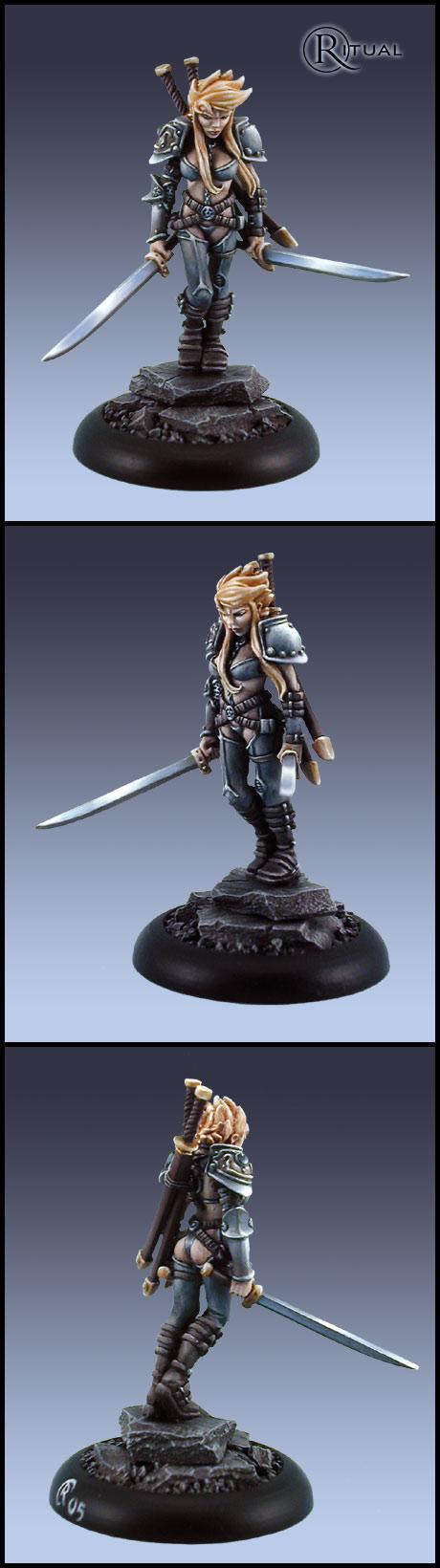 Viktoria - Sword Mistress