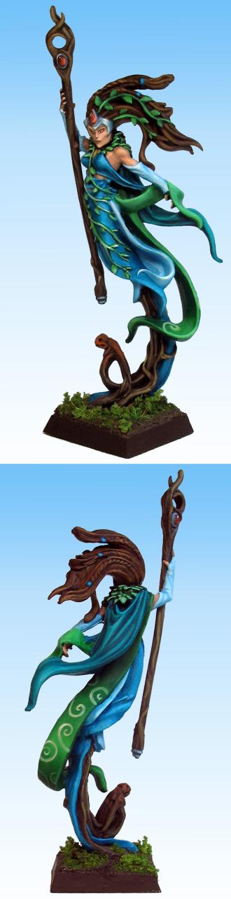 Works of Heart Wood Elf Spellsinger