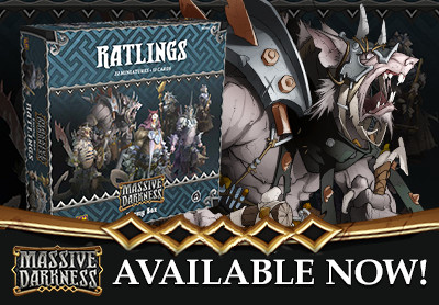 Massive Darkness November Releases Available Now